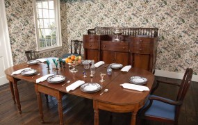 Dining Room and Ruffner Sideboard